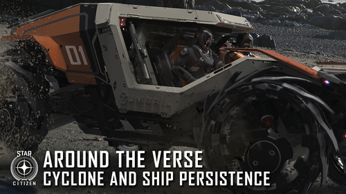 Вокруг Вселенной: Cyclone и постоянство кораблей