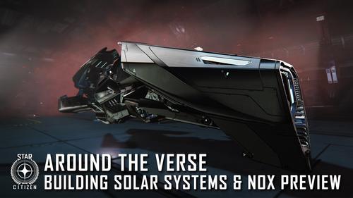 Вокруг Вселенной: создание солнечных систем и превью Nox