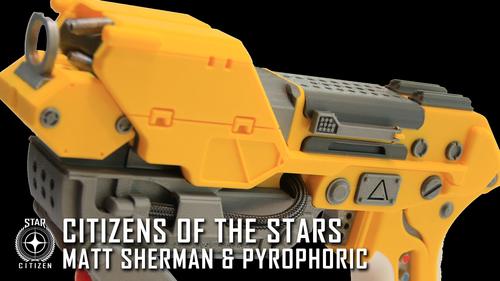 Граждане звезд: Мэтт Шерман и Pyrophoric