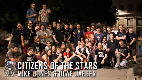 Граждане звезд: Майк Джонс и Олаф Джагер