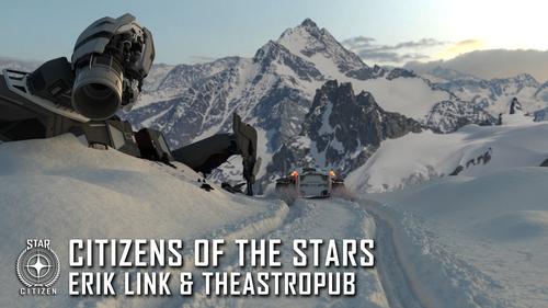 Граждане звезд: Эрик Линк и TheAstroPub