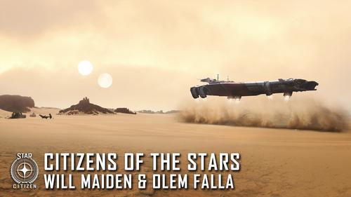 Граждане звезд: Уилл Мейден и Олем Фалла
