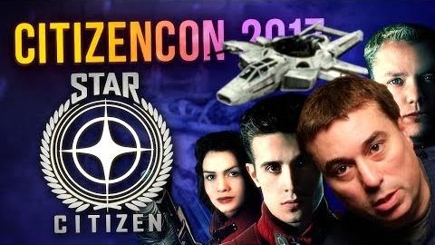 Репортаж «Навигатора игрового мира» о CitizenCon 2017