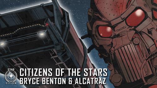 Граждане звезд: Брюс Бентон и Alcatraz