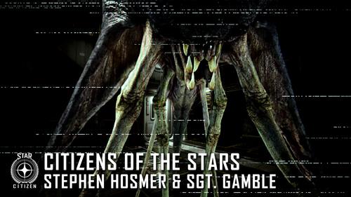 Граждане звезд: Стивен Хосмер и Sgt. Gamble
