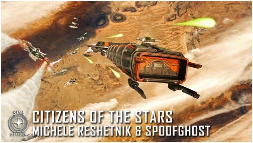 Граждане звезд: Мишель Решетник и SpoofGhost