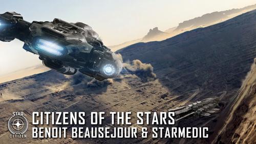 Граждане звезд: Бенуа Бисджур и Starmedic