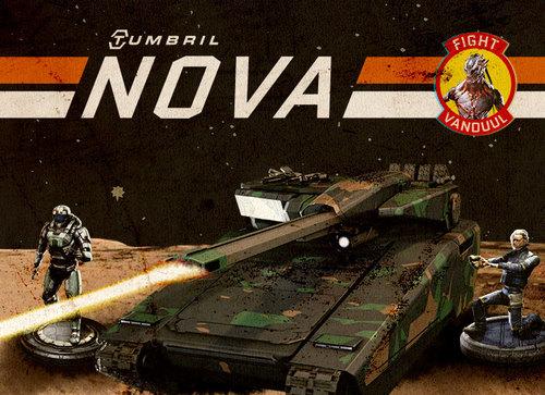 Распродажа концепта Tumbril Nova