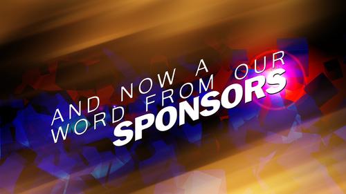 Слово от наших спонсоров
