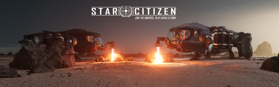 Star Citizen Alpha 3.2 уже доступна!
