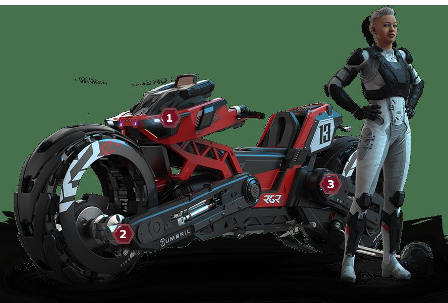 Распродажа концепта Tumbril Ranger