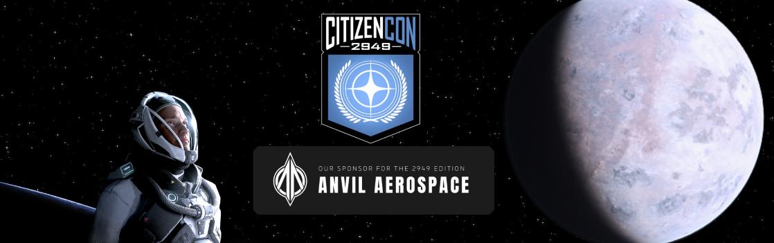 Расписание CitizenCon 2949