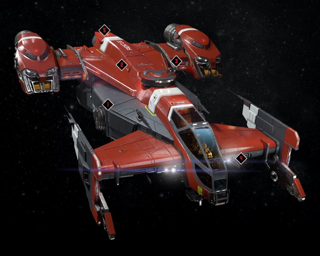 Представляем обновленный Cutlass Red