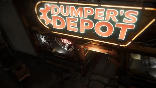 Портфолио: Dumper's Depot